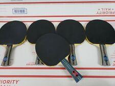 Rare Lot of Banda Table Tennis Ping Pong Blade Racket 4 Apollo & 1 Zeus