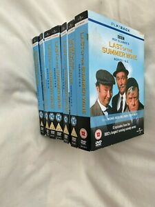 Last of The Summer Wine Series Box sets1 to 14