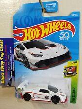 Hot Wheels 2018 HW EXOTICS Lamborghini Huracan LP 620-2 Super Trofeo 150/365 B16