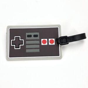 ClassicNES Nintendo ControllerLuggageBackpack Bag Tag - NEW
