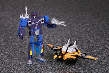 TRANSFORMERS MASTERPIECE MP-16 FRENZY AND BUZZSAW FOR SOUNDWAVE