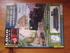 $$5 Loco-Revue N°718 BB 66000  Bifurcation  Wagon desherbeur SMD  Fourgon D LSM