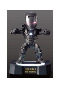EA-004 Egg Attack Iron Man 2 War Machine Light Up Figure 18cm BK28216 US Seller