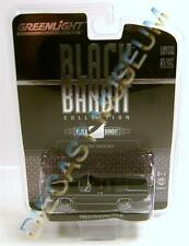 1963 '63 CHRYSLER 300 K CONVERTIBLE BLACK BANDIT BB R8 GREENLIGHT GL DIECAST