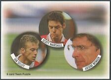 FUTERA-ARSENAL 1997- #09-DID YOU KNOW?-SELLEY-MARSHALL-WENGER