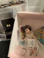 NEW Madame Alexander Pink Butterfly Princess Doll #25675 W/crown