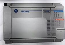 New listing 1764-24Bwa Allen Bradley Micrologix 1500 Base W/ 1764-Lrp 120Vac 24Vdc inputs
