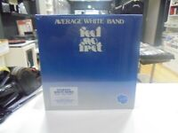 Average White Band LP Europa Feel Nicht Fret 2020 Clear Vinyl 180GR. Klappcover
