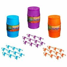 1 Barrel of Monkeys Toy - Chain of 10 (use to secure face mask) Fine Motor Skill