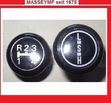 Schaltknopf MF100 er MF200 er MF500 er 4-Gang  Sychron- Getriebe Massey Ferguson