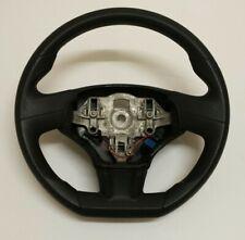 Citroen C3 Black Leather Steering Wheel 2010-2013 Genuine Used