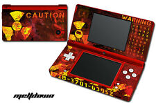 Skin Decal Wrap for Nintendo DSI Gaming Handheld Sticker MELTDOWN
