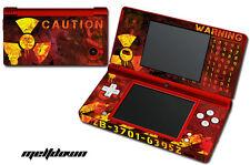 Skin Decal Wrap for Nintendo DSI Gaming Handheld Sticker MELTDOWN