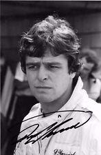 Derek Warwick SIGNED  Toleman-Hart Portrait  1982 Grand Prix Season