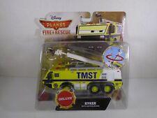 2014 MATTEL--DISNEY'S PLANES FIRE & RESCUE--RYKER TRUCK W/ MOVING BOOM (NEW)