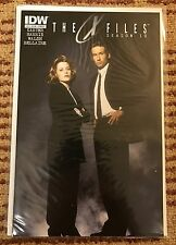The X Files Season 10 #3 Cover B 1:5 Incentive Photo Sub IDW Publishing Comic