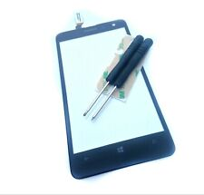 Nokia Lumia 625 Touch Screen Digitizer Front Glass Lens Touchscreen Part Black