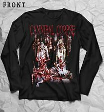 CANNIBAL CORPSE-Butchered at Birth-metal band,T-shirt long sleeve-sizes:S to XXL