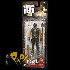 WALKING DEAD Series 9 GRAVEDIGGER DARYL Dixon TV SHOW Action Figure McFARLANE!