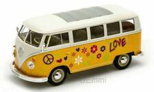 Bus miniatures blancs