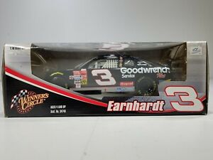 WINNERS CIRCLE 1:18 Scale Dale Earnhardt #3 Foundation Car Goodwrench NIB