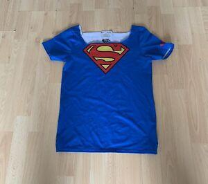 Men's/Boy's Under Armour Alter-Ego Superman Compression T-Shirt