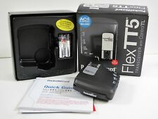 Pocket Wizard Flex TT5 for Canon New in Box