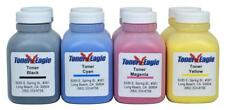 (2) 4-Color Toner Eagle Refill Kit for HP CP2025dn CP2025n CP2025x +8 Chips