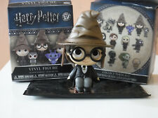 HARRY POTTER SERIES 2 FUNKO MYSTERY MINI HARRY POTTER ( SORTING HAT ) 1/6  NEW