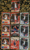 Lot of 10 Rui Hachimura 2019-20 Panini Chronicles Rookie 🔥 Wizards, Luminance!