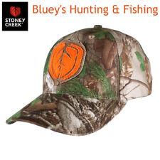 Stoney Creek men's Patch Cap blaze heart realtree Hunting camo hat cap