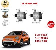 FOR FIAT 500x 1.4 HATCHBACK 2014 >ON ALTERNATOR UNIT