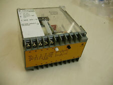 Schleicher Relais SSP 43 Zeitrelais U 24V 500W 380V~ Mikrolais Schüzt Contactor