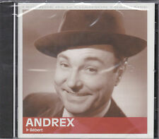 CD 26T ANDREX BEBERT BEST OF 2008 MARIANNE MELODIE NEUF SCELLE