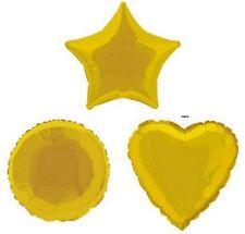 Gold Star 20 Inch Foil Balloon