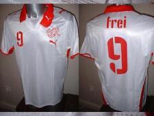 Switzerland 9 Frei Shirt Puma New BNWT Adult L Soccer Jersey Suisse Trikot