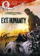 Exit Humanity DVD Region 1 BRAND NEW And Factory Sealed!!!