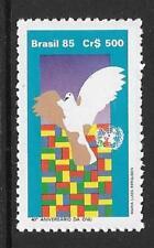 BRAZIL SG2199 1985 40th ANNIV OF UNO  MNH