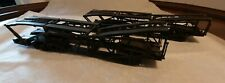 Walthers - Automobile Carrier 1:87 HO Black - QTY = 2
