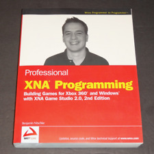 NEW Professional XNA Programming : Building Games for Xbox 360 and Windows