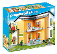 Playmobil City Life Modern House 9266 (for Kids 4 to 10)
