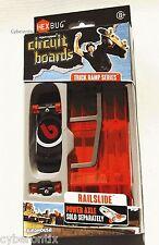 HEXBUG Toy Skateboard Tony Hawk Birdhouse Circuit Boards RAILSLIDE NEW 049-BH