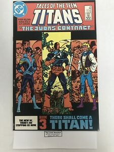 Tales of the Teen Titans 44 First Nightwing Dick Grayson George Perez 1984 DC