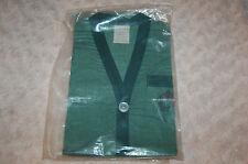 Pyjama vintage Garçon 6 ans Vert coton et Polyester,judoka sur la poche
