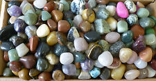 1kg KILO XL LARGE Mixed Tumblestones/Tumble stones Crystal 30-60mm Wholesale Lot
