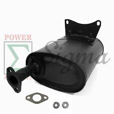 Exhaust Muffler For 7000w 7500w 8000w 8500w 8750w 420cc 11hp 13hp Gas Generator