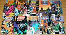 Justice League: Breakdowns #1-16 VF/NM complete set BWA-HA ENDS dematteis giffen