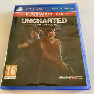 Uncharted The Lost Legacy PLAYSTATION 4/PS4