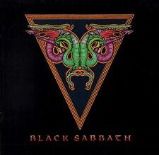BLACK SABBATH 1990 TYR WORLD TOUR CONCERT PROGRAM BOOK BOOKLET / NMT 2 MINT
