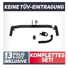 Für Volkswagen Polo III 6N2 Variant 97-02 Anhängerkupplung starr+E-Satz 13p